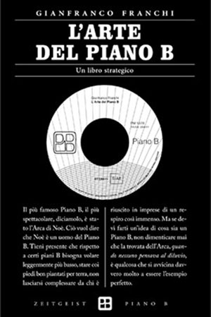 L'arte del Piano B Book Cover