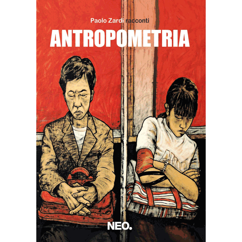 Antropometria Book Cover