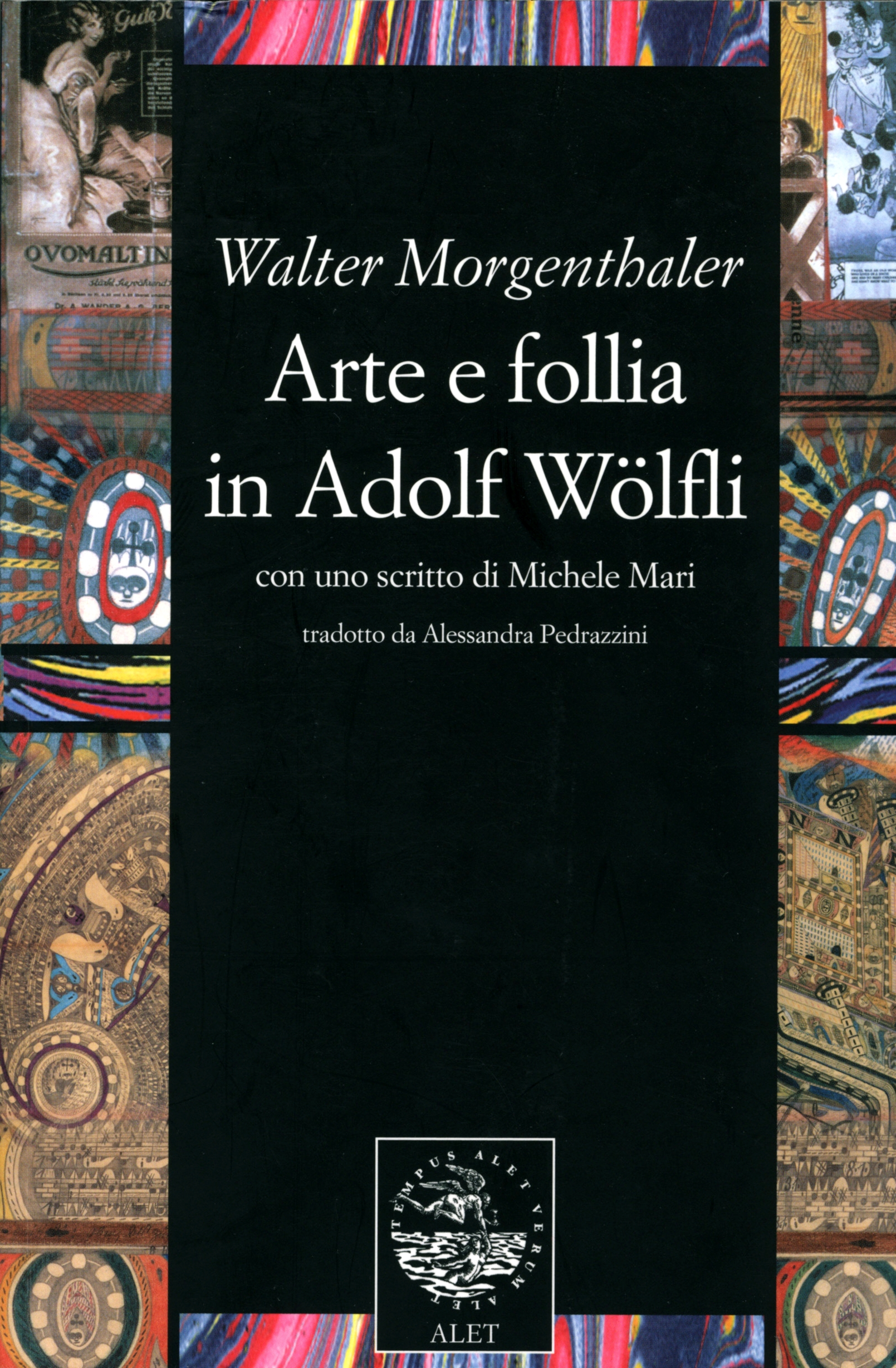 Arte e follia in Adolf Wölfli Book Cover