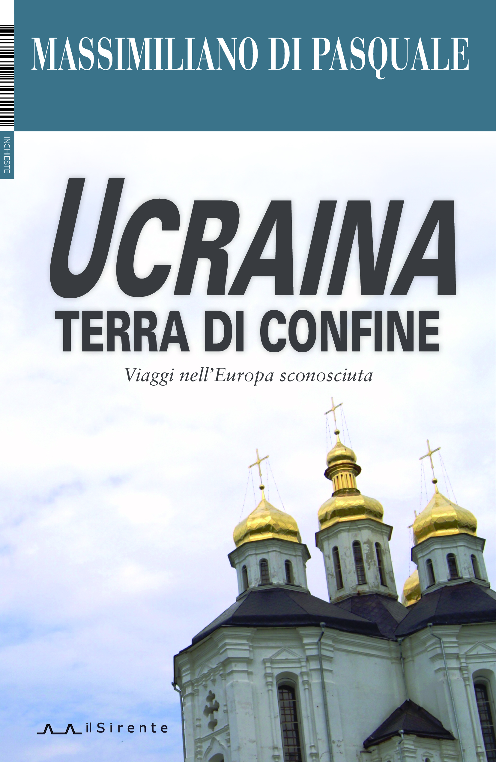 Ucraina terra di confine Book Cover