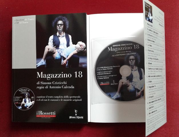 Magazzino 18 Book Cover