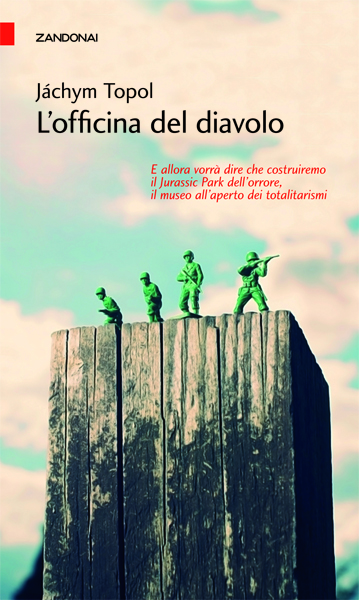 L'officina del diavolo Book Cover