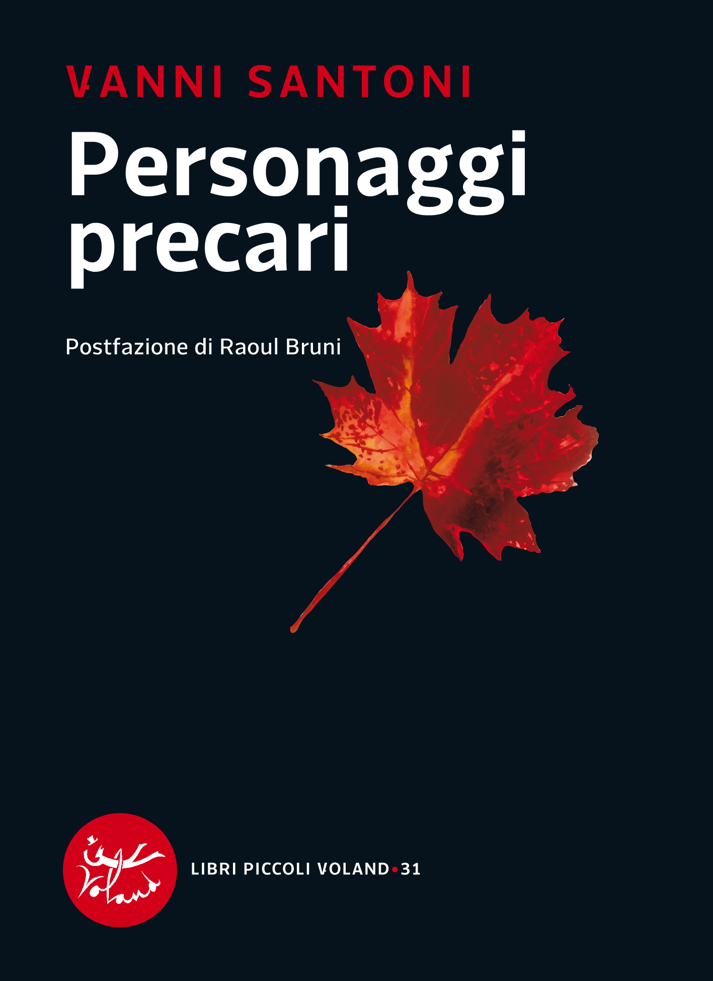 Personaggi precari Book Cover