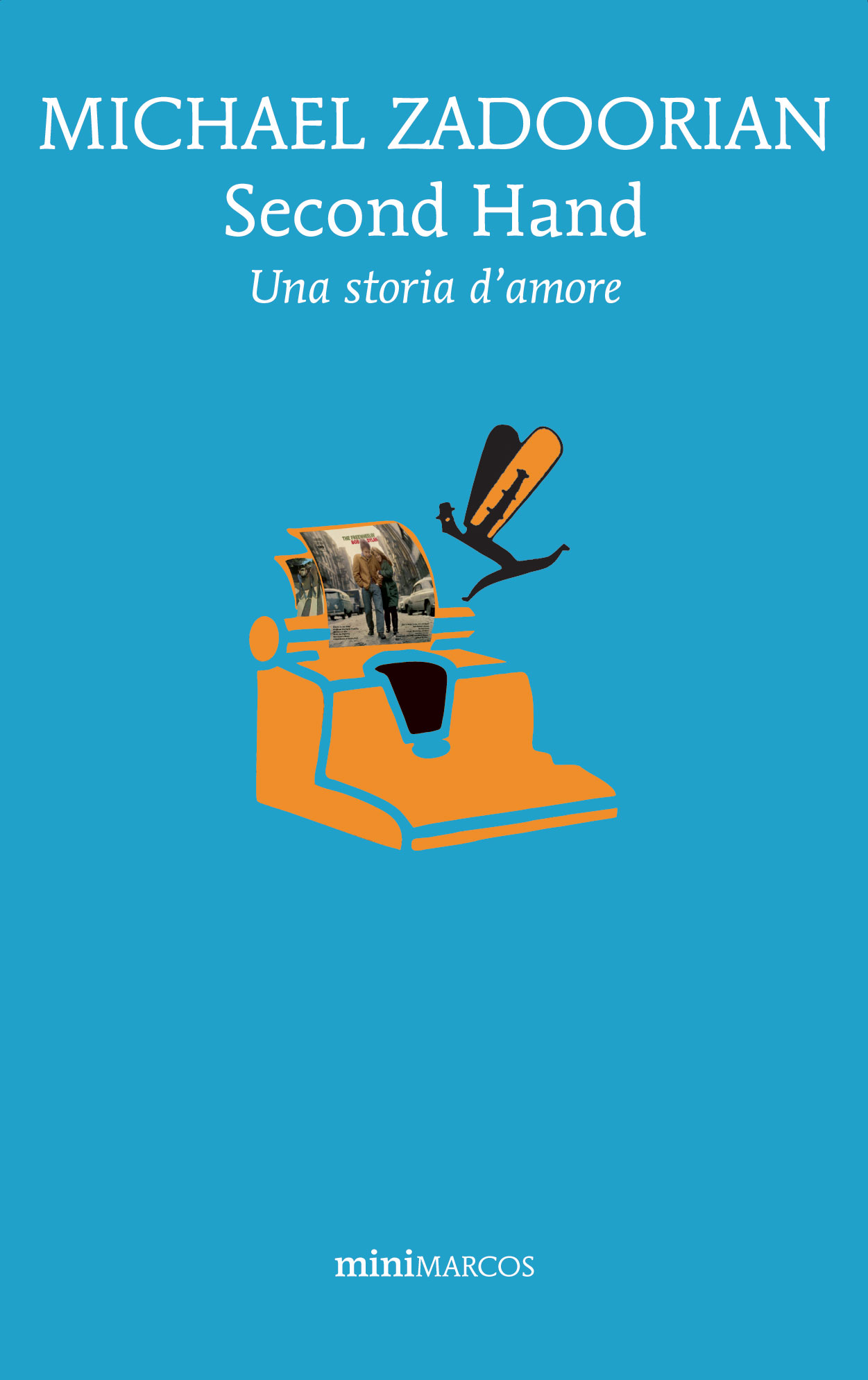 Second Hand Book Cover