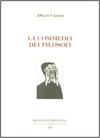La commedia dei filosofi Book Cover
