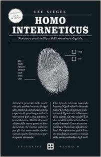 Homo Interneticus Book Cover