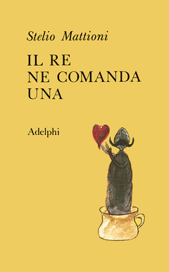 Il Re ne comanda una Book Cover