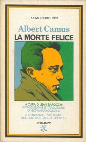La morte felice Book Cover
