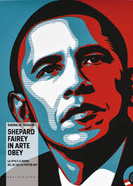 Shepard Fairey in arte Obey. La vita e le opere del re della poster art Book Cover