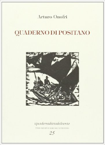 Quaderno di Positano Book Cover