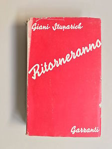 Ritorneranno Book Cover