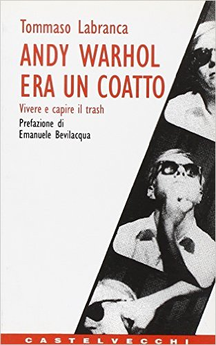 Andy Warhol era un coatto Book Cover