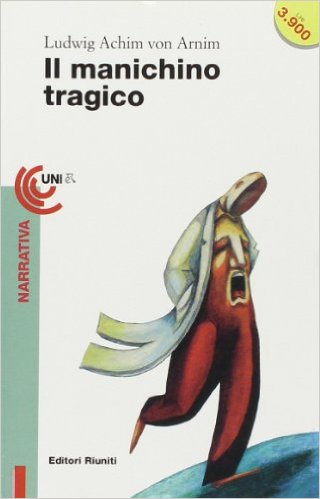 Il manichino tragico Book Cover