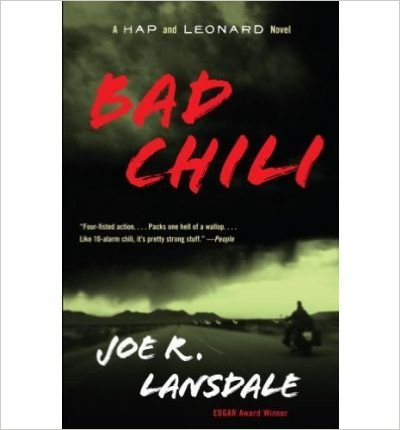 Bad Chili Book Cover