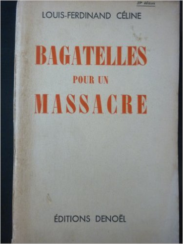 Bagatelle per un massacro Book Cover