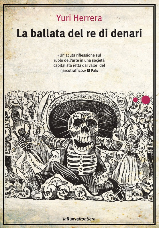 La ballata del re di denari Book Cover