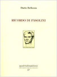 Ricordo di Pasolini Book Cover