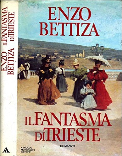 Il fantasma di Trieste Book Cover