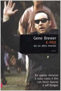 K-Pax Book Cover