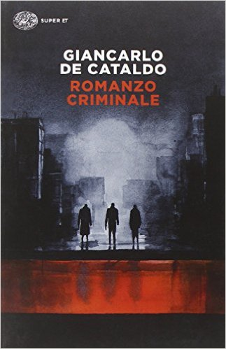 Romanzo criminale Book Cover