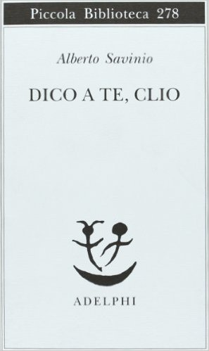 Dico a te, Clio Book Cover