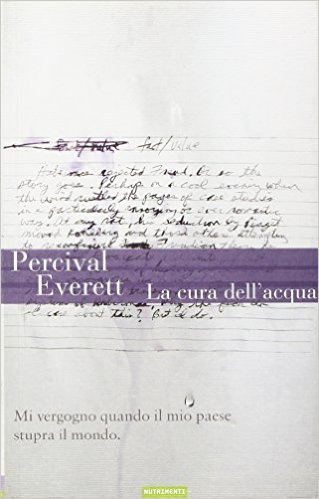 La cura dell'acqua Book Cover