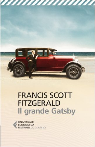 Il grande Gatsby Book Cover