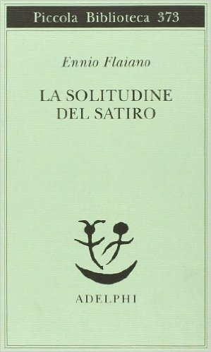 La solitudine del satiro Book Cover