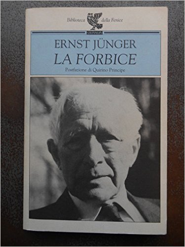 La forbice Book Cover