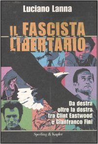 Il fascista libertario Book Cover