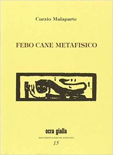 Febo cane metafisico Book Cover