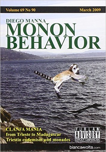 Monon Behaviour Book Cover