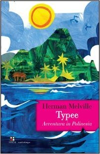 Typee. Avventura in Polinesia Book Cover