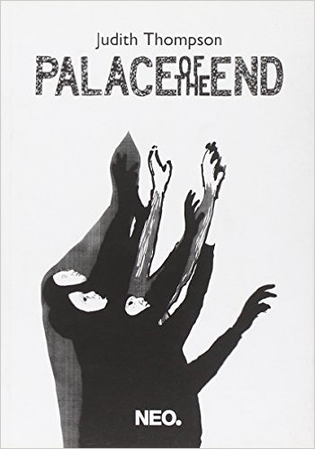 Palace of the End Book Cover