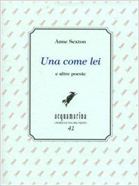 Una come lei e altre poesie Book Cover