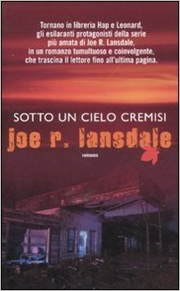 Sotto un cielo cremisi Book Cover