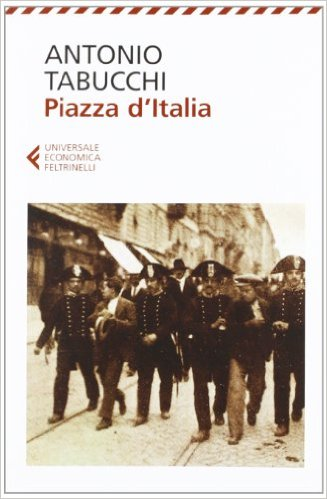 Piazza d'Italia Book Cover