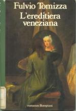 L'ereditiera veneziana Book Cover