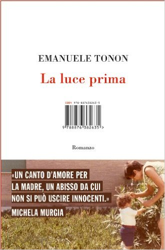 La luce prima Book Cover