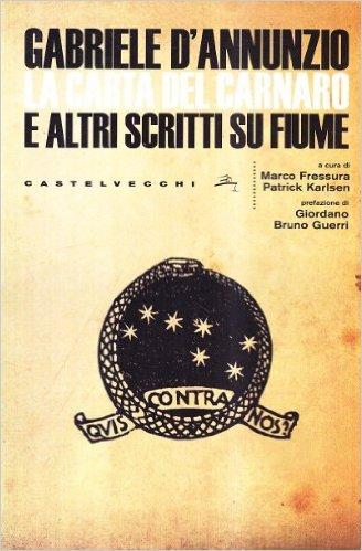 La Carta del Carnaro Book Cover