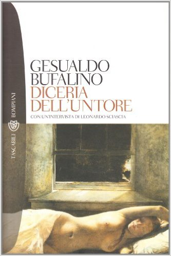 Diceria dell'untore Book Cover