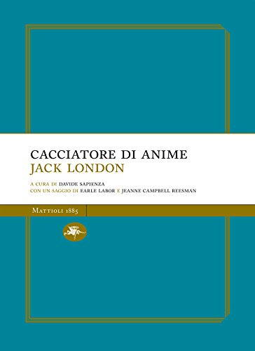 Cacciatore di anime Book Cover