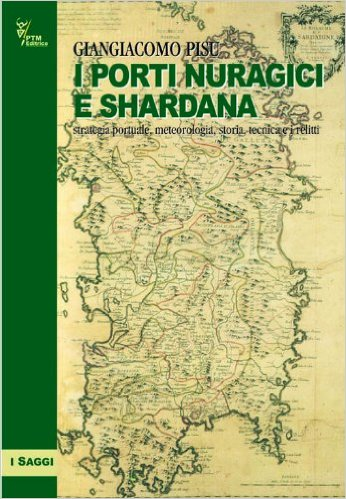 I porti nuragici e shardana Book Cover