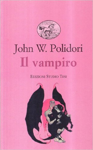 Il vampiro Book Cover