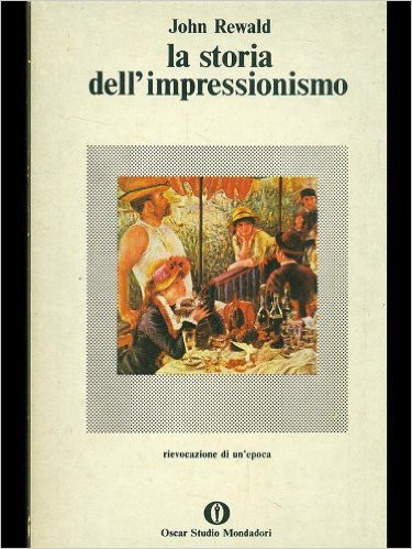 La storia dell'impressionismo Book Cover