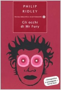 Gli occhi di Mr Fury Book Cover