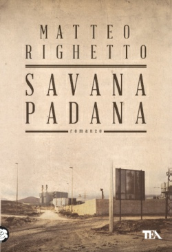 Savana Padana Book Cover