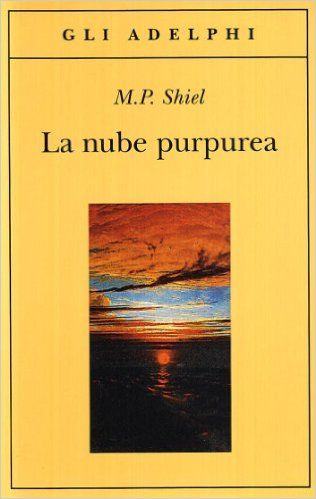 La nube purpurea Book Cover