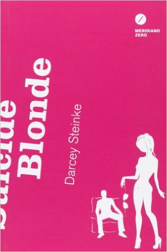 Suicide Blonde Book Cover