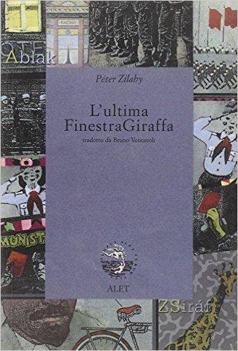 L'ultima Finestra-Giraffa Book Cover